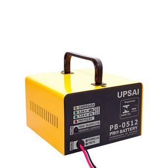 Carregador-de-Baterias-Pro-Battery-Bivolt-PB-0512-UPSAI
