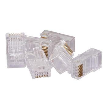 Kit-Conector-RJ45-8X8-CAT5E-com-20-Unidades-Connect-Pro