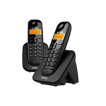 Telefone-sem-Fio-Digital-com-Ramal-TS-3112-Intelbras