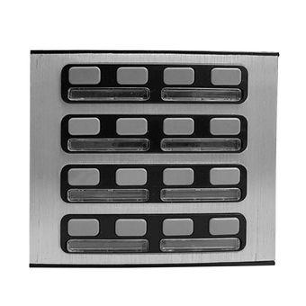 Unidade-Externa-Porteiro-Eletronico-16-Teclas-HDL