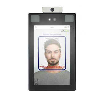 Controlador-de-Acesso-Facial-com-Medidos-de-Temperatura-ProFacex-TD-ZKTeco