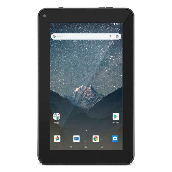 Tablet Mirage 45t-7 Preto 16gb Wi-fi