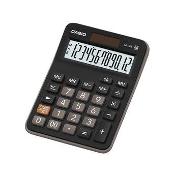 Calculadora-de-Mesa-MX-12B-Preta-CASIO