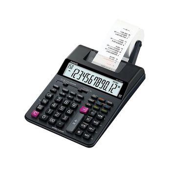Calculadora-de-Mesa-com-Bobina-Bivolt-Preta-HR-100RC-CASIO