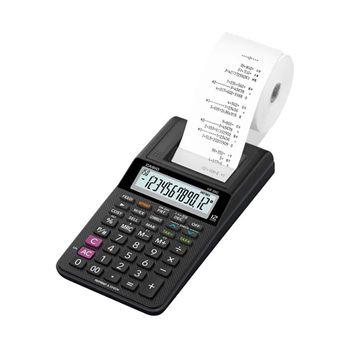 Calculadora-de-Mesa-com-Bobina-Dig-HR-8RC-Preta-CASIO