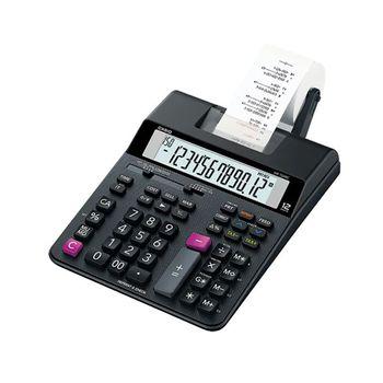 Calculadora-de-Mesa-com-Bobina-Dig-HR-150RC-Preta-CASIO