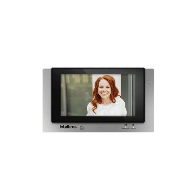 Modulo-Interno-Video-Porteiro-Allo-wT7-Intelbras