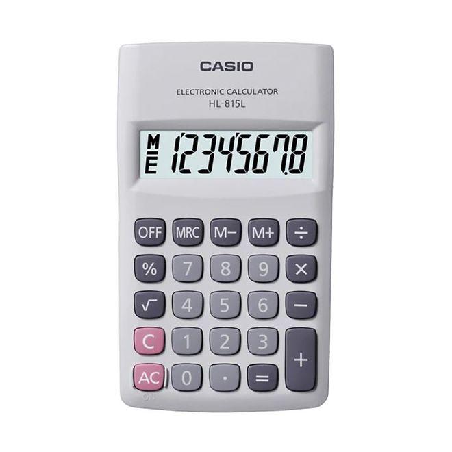 Calculadora-de-Bolso-Dig-Big-HL-815L-Branca-CASIO