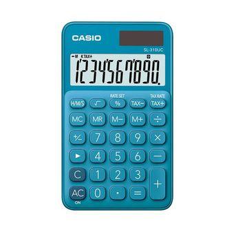 Calculadora-de-Bolso-Dig-SL-310UC-Azul-CASIO