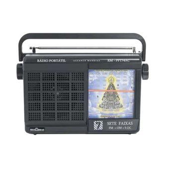 Radio-Portatil-7-Faixas--Aparecida--RM-PFT74AC-Motobras