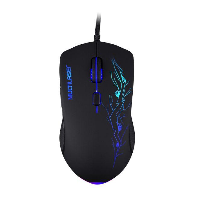 Mouse 3200 Dpis Mo276 Multilaser