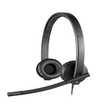 HEADSET-MICROFONE-H570E-ESTEREO-USB---LOGITECH