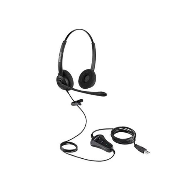 Headset-CHS-60B-USB-Intelbras