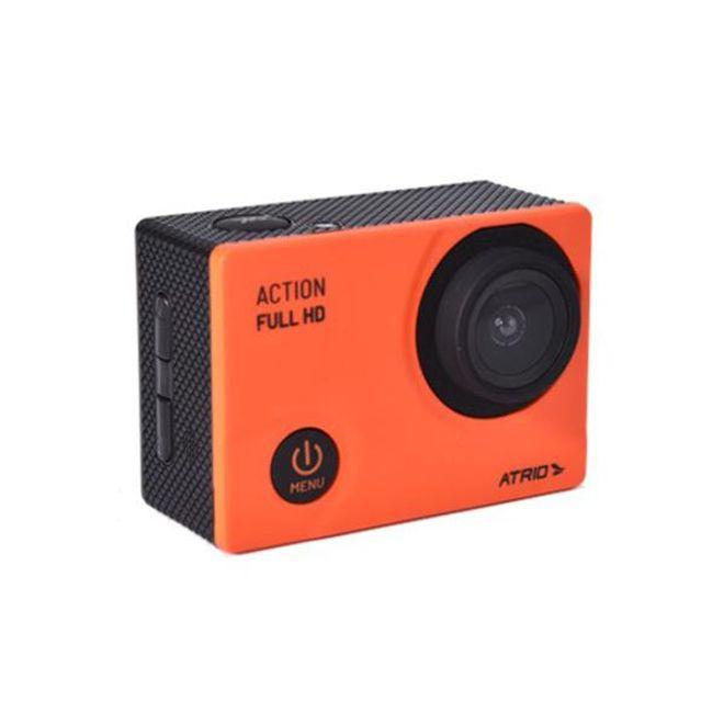 Câmera Digital Atrio Action Laranja 12.0mp - Dc190