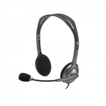 Headset-H111-Logitech