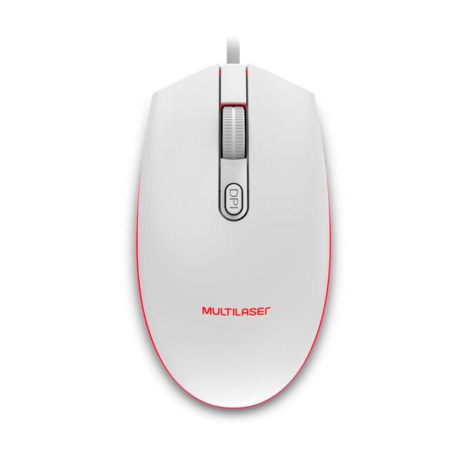 Mouse 2400 Dpis Mo299 Multilaser