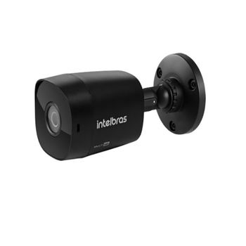 Câmera Bullet Infravermelho Multi HD VHD 1220 B G6 Preta Intelbras