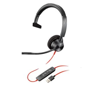 Headset-Blackwire-BW3310-USB-A-Poly