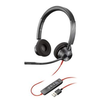 Headset-Blackwire-BW3320-USB-A-Poly