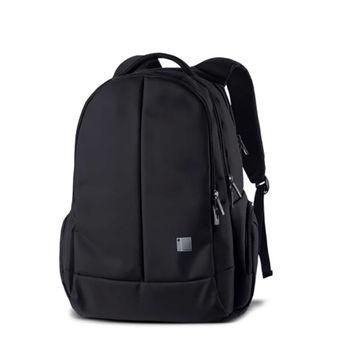 Mochila para Notebook 15,6 Polegadas Swisspack Executiva Preta BO415 Multilaser