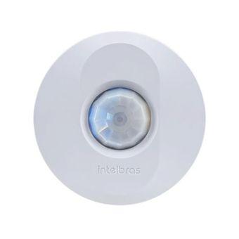 Interruptor Sensor de Presença para Iluminação ESPI 360 Branco Intelbras