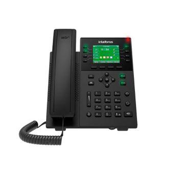Telefone IP V 5502 Preto 4065502 Intelbras