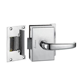 Fechadura Eletrica Para Porta de Vidro FV33ECRA Amelco