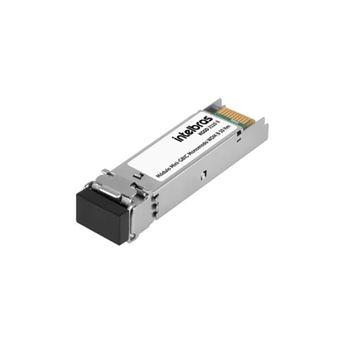 Módulo mini-GBIC Gigabit Ethernet monomodo 10 km KGSD 2110 B Intelbras