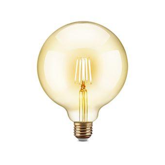 Lâmpada Filamento Carbono G125 4W Bivolt Elgin