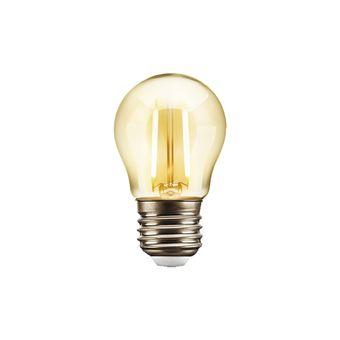 Lâmpada Filamento Carbono G45 2W 2200k Bivolt Elgin