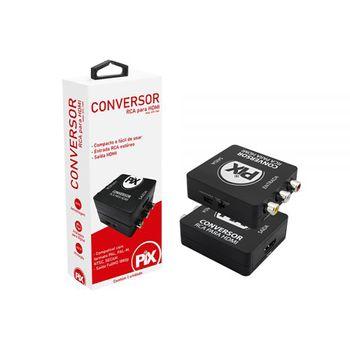 Conversor de Vídeo RCA para HDMI Pix