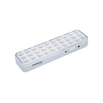 Luminária de Emergência Autônoma LDE 30L Intelbras