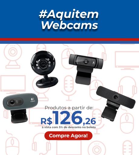 Banner Mobile - Webcam